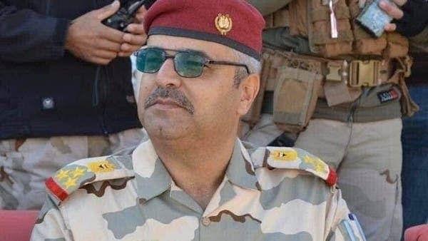 داعش کے حملے میں عراقی فوج کا سینئر کمانڈر عبد الواحد محمد اللامی ہلاک