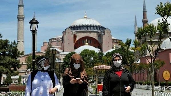 ترکی: تاریخی 'آیا صوفیہ میوزیم' کو دوبارہ سے مسجد بنایا جائے، عدالتی فیصلہ