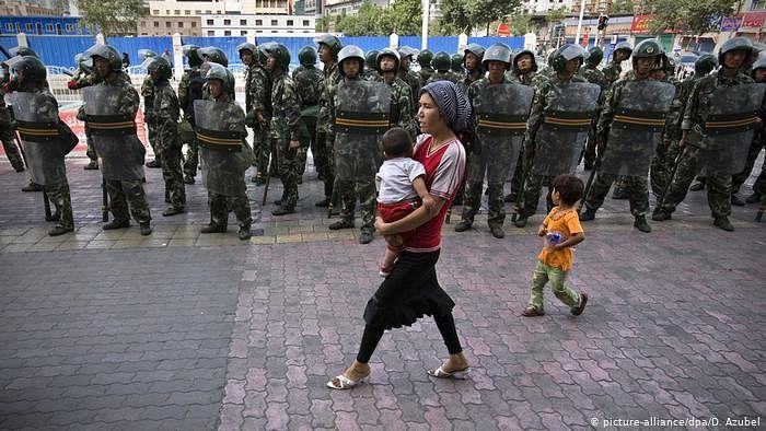 چین کے ایغورمسلمانوں پر بڑھتے مظالم ناقابل برداشت:سیدشاہنوازحسین