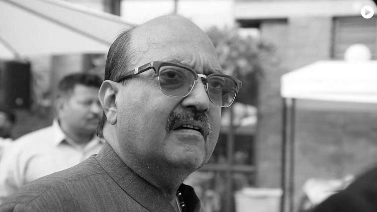 امر سنگھ اب نہیں رہے، انتقال سے 3 گھنٹے قبل دی تھی عید الضحی کی مبارک باد
