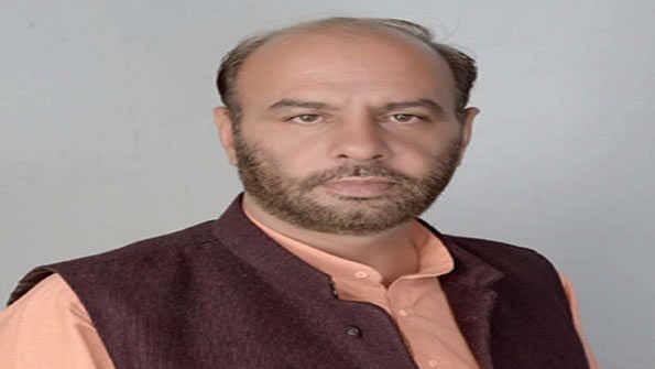 اتر پردیش: جرائم پیشوں نے بی جے پی کے سابق ضلع صدر کا گولی مار کر کیا قتل