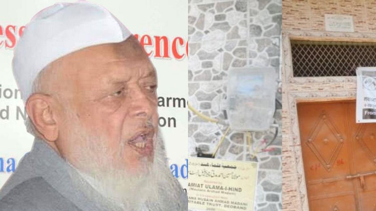 جمعیۃ علماء ہند نے دہلی فساد زدگان کو تعمیر نو اور مرمت شدہ مکانات سپرد کیے