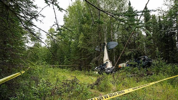 امریکہ میں اندوہناک طیارہ حادثہ، اسمبلی رکن سمیت 7 افراد ہلاک