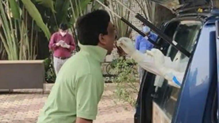 جھارکھنڈ کے وزیر اعلیٰ ہیمنت سورین اور اہل خانہ نے کرایا کورونا ٹسٹ