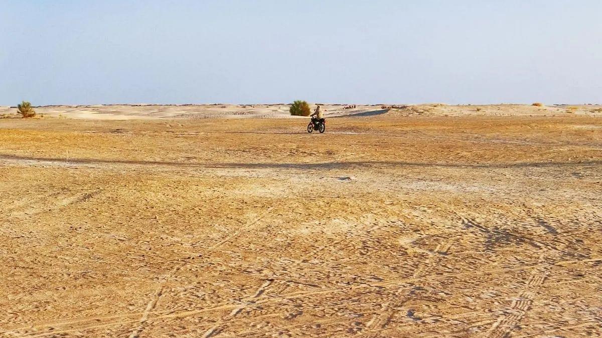 بنجر ہو چکی زمین کو پھر سے زرخیز بنانےکا منصوبہ، خلائی ٹیکنالوجی کی لی جائے گی مدد