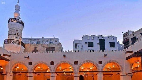 جدہ کی تین صدی پرانی اسلامی فن تعمیر کی شاہکار مساجد
