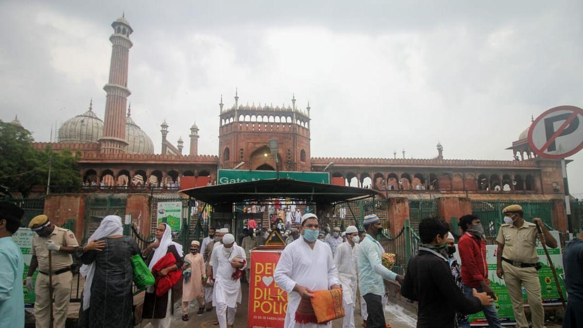 مسلمانانِ ہند 'احتیاط کا دامن' تھام کر منا رہے عیدالاضحیٰ