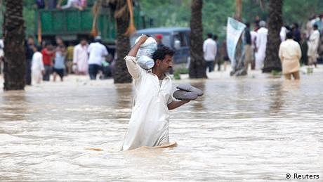 ''اتنی زیادہ خوفناک بارشیں کہ کراچی والے ہل کر رہ گئے''