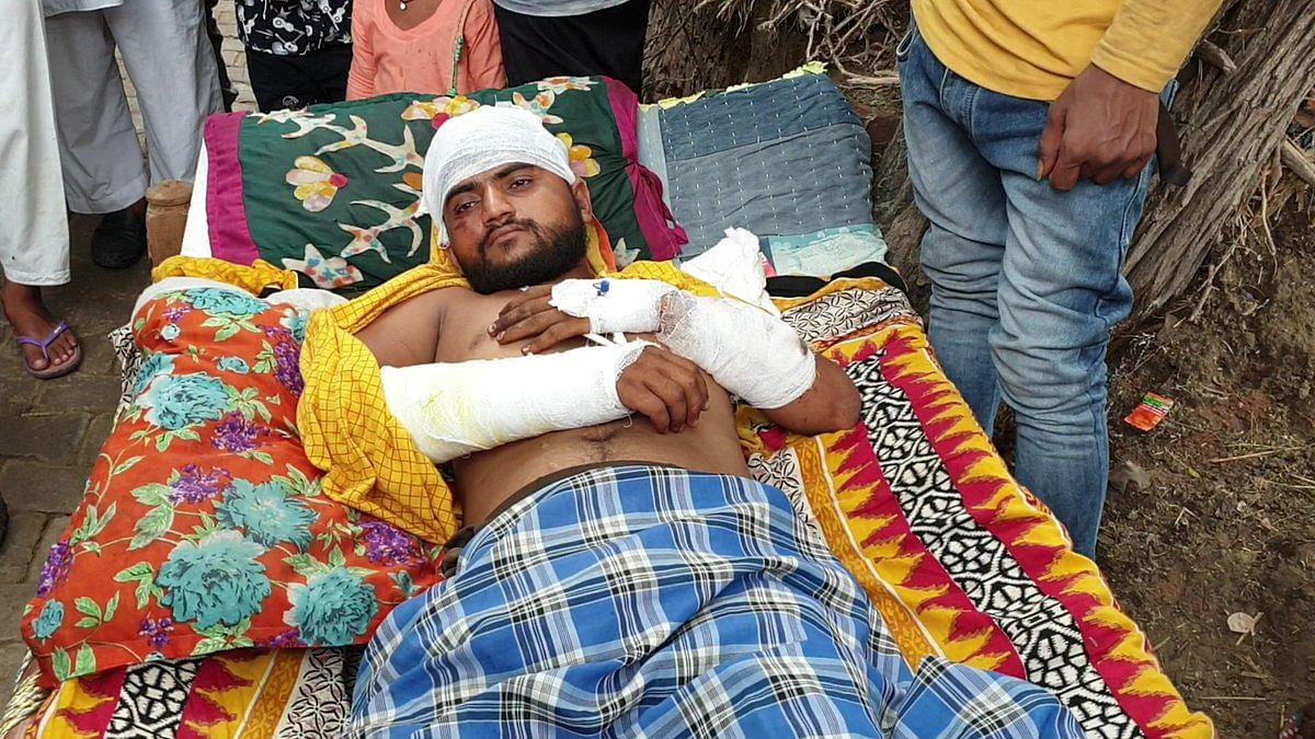 گئو رکشا کے نام پر مسلم ڈرائیور کی موب لنچنگ، ہتھوڑے سے مار مار کر کیا نیم جان