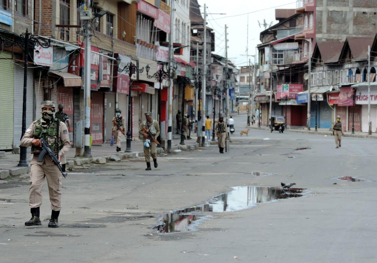 عید الاضحیٰ: کشمیر میں مسلسل تیسری عید لاک ڈاؤن کی نذر