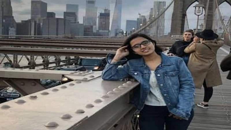 اتر پردیش شرمسار، بلند شہر میں چھیڑخانی کے دوران سڑک حادثہ، امریکہ میں پڑھنے والی طالبہ کی موت