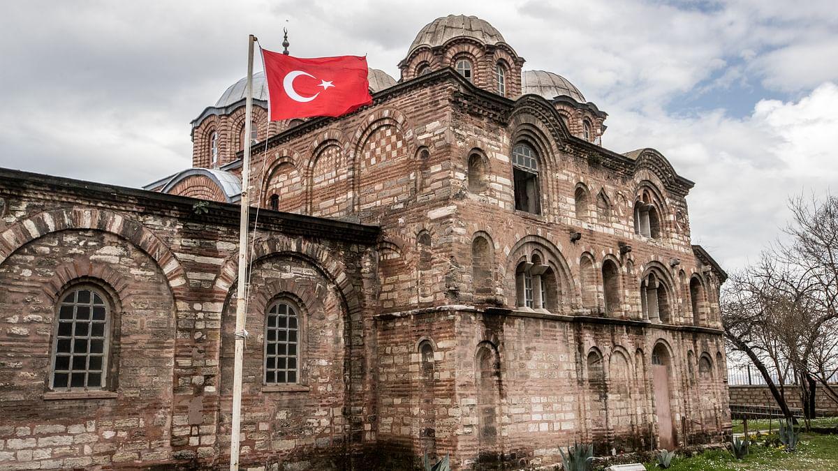 ترکی کا تاریخی 'کاریا میوزیم' بھی 'آیا صوفیہ' کی طرز پر مسجد میں تبدیل
