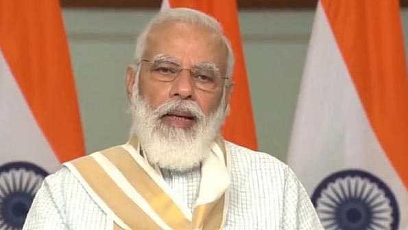 ایماندار ٹیکس دہندہ جب آگے بڑھتا ہے تبھی ملک ترقی کرتا ہے: وزیر اعظم مودی