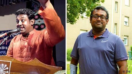 ڈھاکہ سے جرمنی تک، بنگلہ دیشی بلاگر نئی زندگی کی تلاش میں