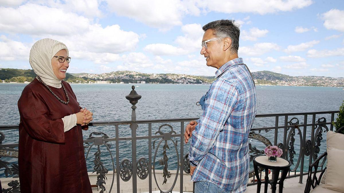 عامر خان کی ترک خاتونِ اول سے ملاقات اور چین میں فلمیں زیادہ چلنے پر آر ایس ایس برہم!
