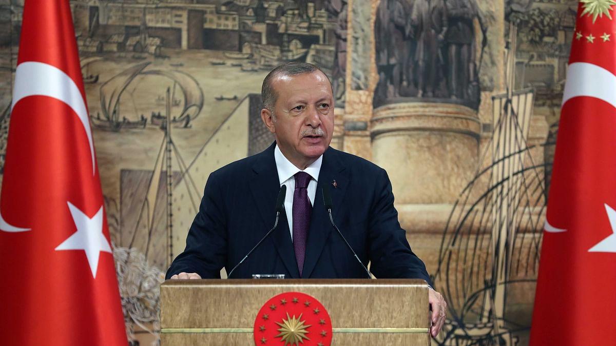 ترکی میں کورونا کی صورت حال تشویش ناک، صدر اردوآن نے کیا کرفیو کا اعلان