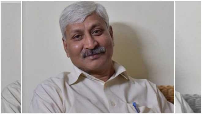 دہلی یونیورسٹی کے پروفیسر اپوروانند / یو این آئی