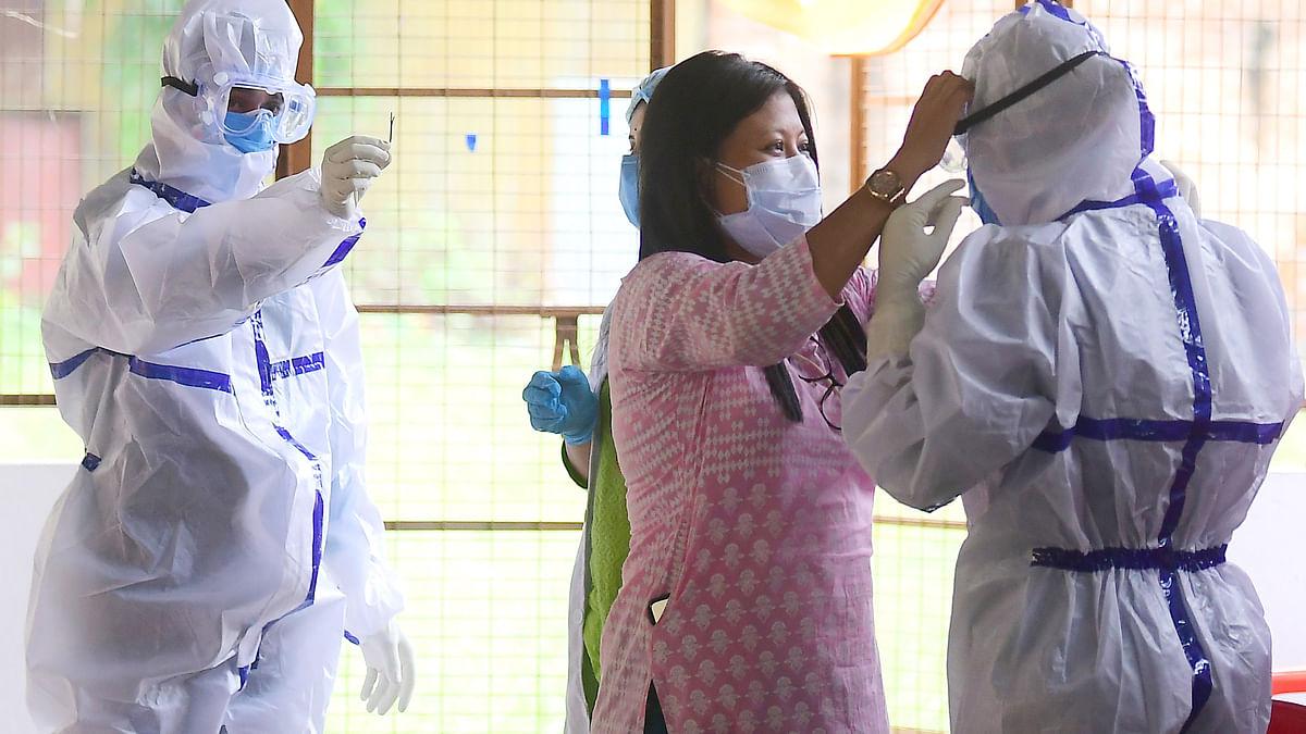 بنگال میں کورونا وائرس کے کیسوں کی تعداد میں کمی، کئی کوویڈ اسپتال بند کئے جانے کی توقع