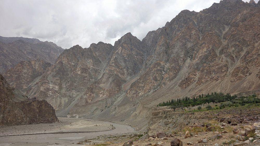 لیہہ سے لاپتہ ہونے والی خاتون کی لاش بلتستان میں دریائے شیوک سے برآمد