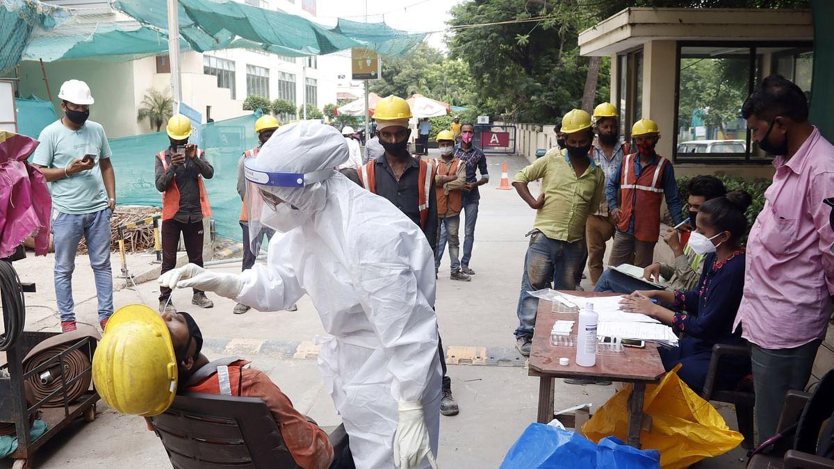 ملک میں چوبیس گھنٹوں میں 1130 افراد ہلاک، تقریباً 87 ہزار نئے مریض