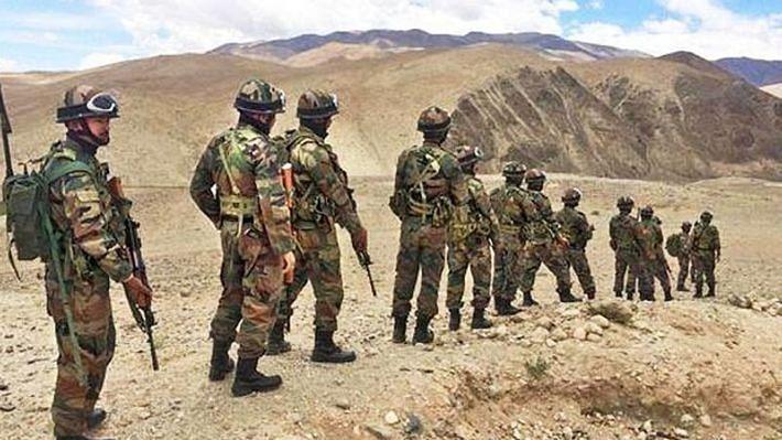 لداخ: چینی فوجیوں کی فائرنگ، ہندوستانی چوکیوں تک پیش قدمی کی کوشش، حالات انتہائی کشیدہ