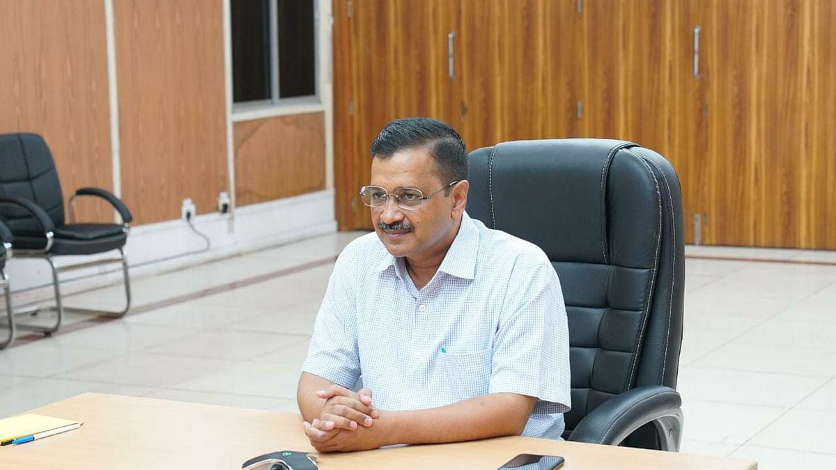 دہلی کے وزیر اعلیٰ اروند کیجریوال