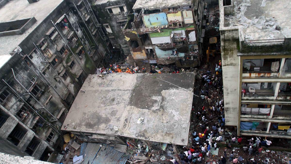 بھیونڈی تین منزلہ بلڈنگ انہدام، ہلاک شدگان کی تعداد 33 ہوئی، 25 افراد کو محفوظ نکالا گیا