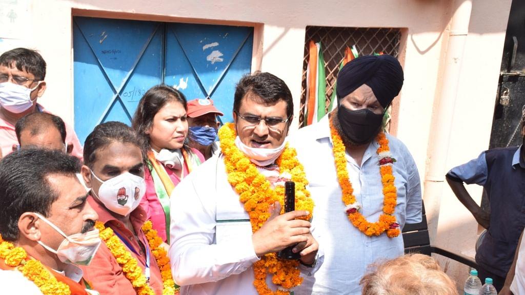 دہلی فساد میں ان لوگوں کا نام شامل کیا جا رہا ہے جن کا اس سے کوئی لینا دینا نہیں: کانگریس