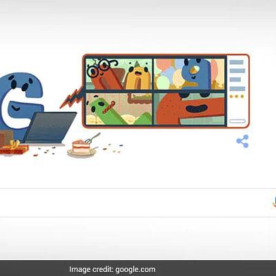 گوگل نے اپنی 22 ویں سالگرہ پر بنایا خاص ڈوڈل