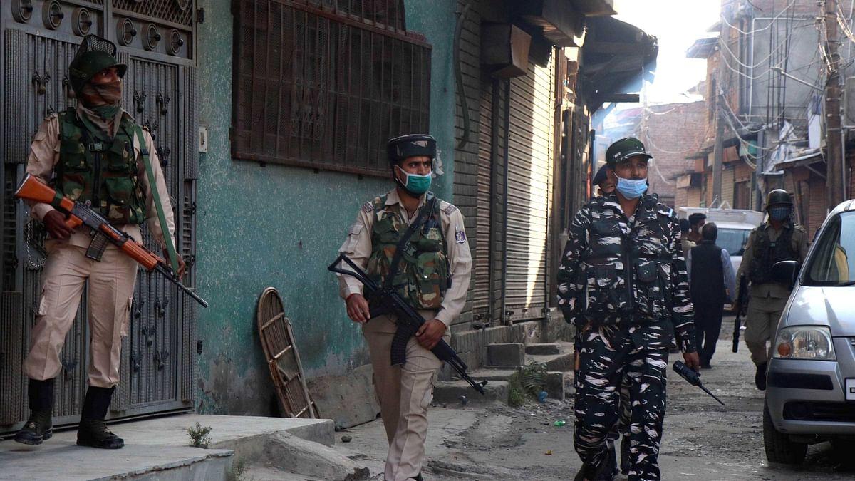 جموں و کشمیر میں سال رواں کے دوران 72 آپریشنز میں 177 ملی ٹنٹ مارے گئے: دلباغ سنگھ