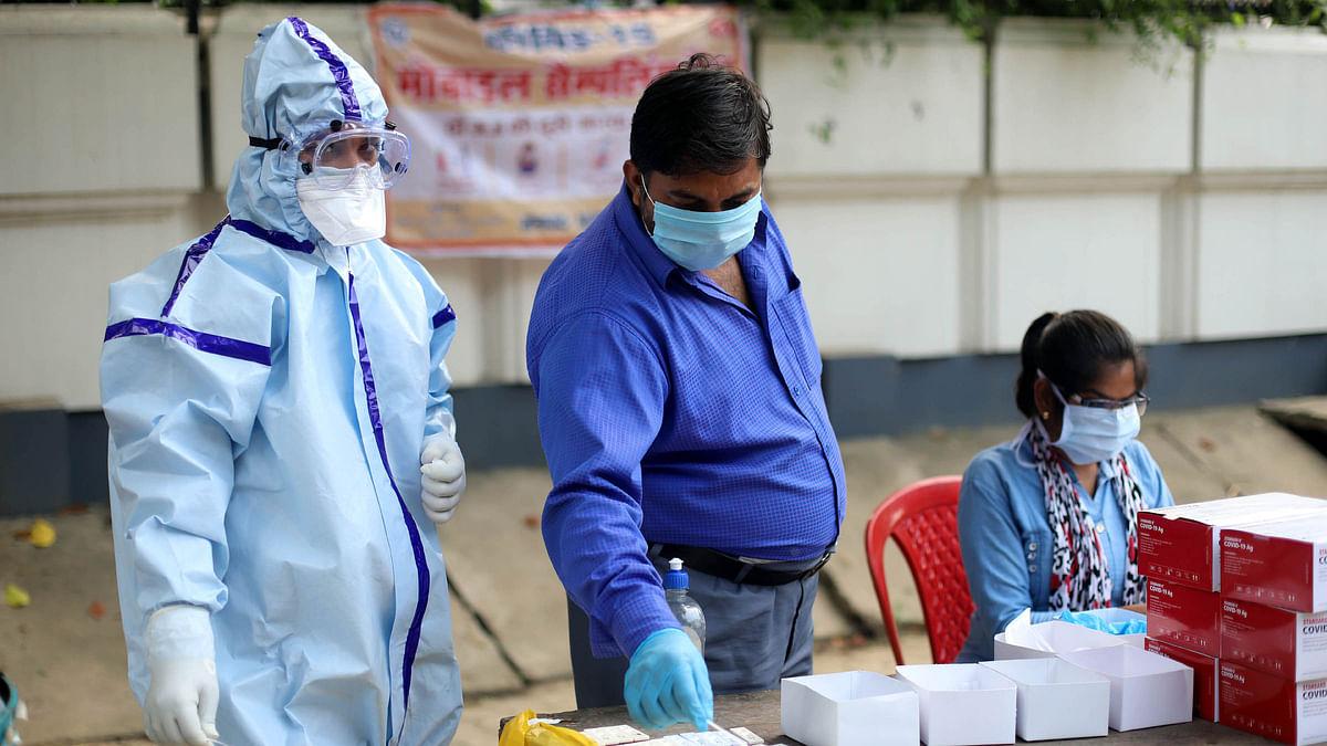 ملک میں کورونا وائرس کے ریکارڈ 97570 نئے کیسز، اب تک 77472 لقمہ اجل