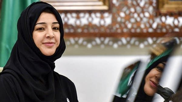 متحدہ عرب امارات کی بین الاقوامی تعاون کے امور کی وزیر مملکت ریم الہاشمی