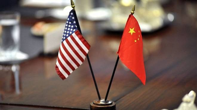 امریکہ ہمارے اندرونی معاملات میں مداخلت کرنا بند کرے: چین