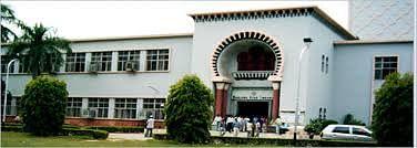 اے ایم یو کی مولانا آزاد لائبریری