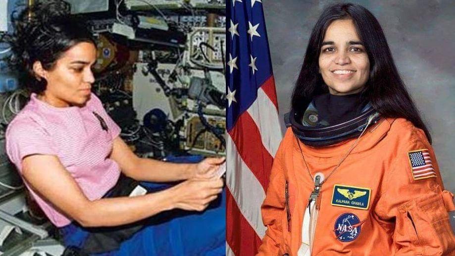 کلپنا چولہ، تصویر ٹوئٹر