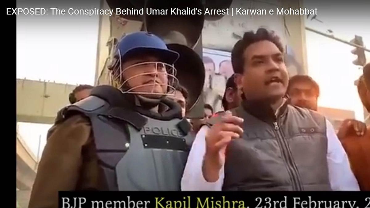 ویڈیو: عمر خالد کی گرفتاری کے پیچھے کی سازش، کاروانِ محبت نے کیا پردہ فاش