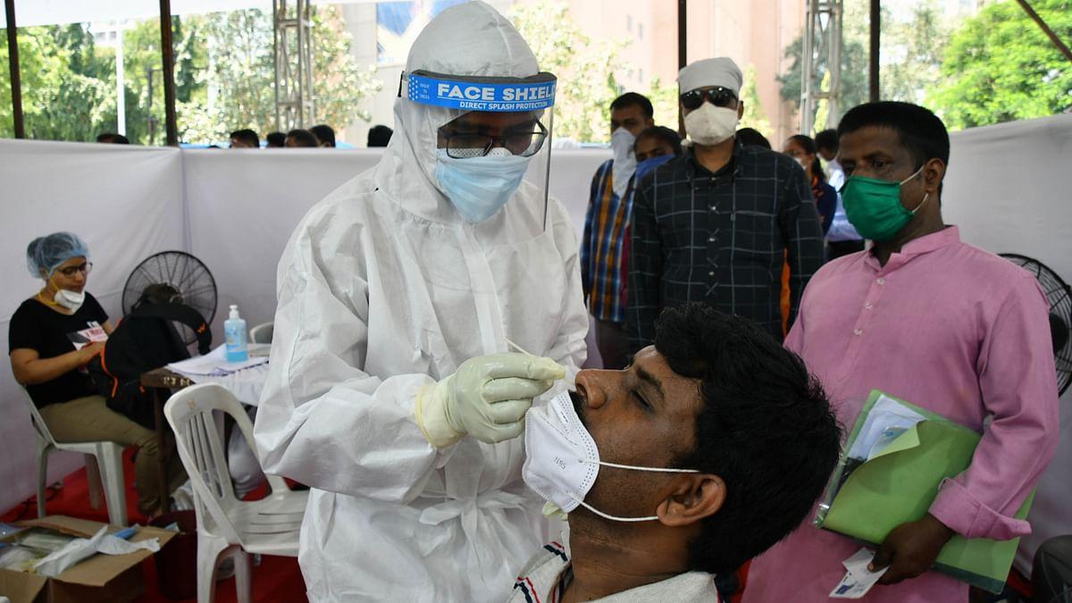 ہندوستان میں کورونا کی قہرسامانیاں جاری، 24 گھنٹوں میں ریکارڈ 1133 اموات، 75809 نئے کیسز