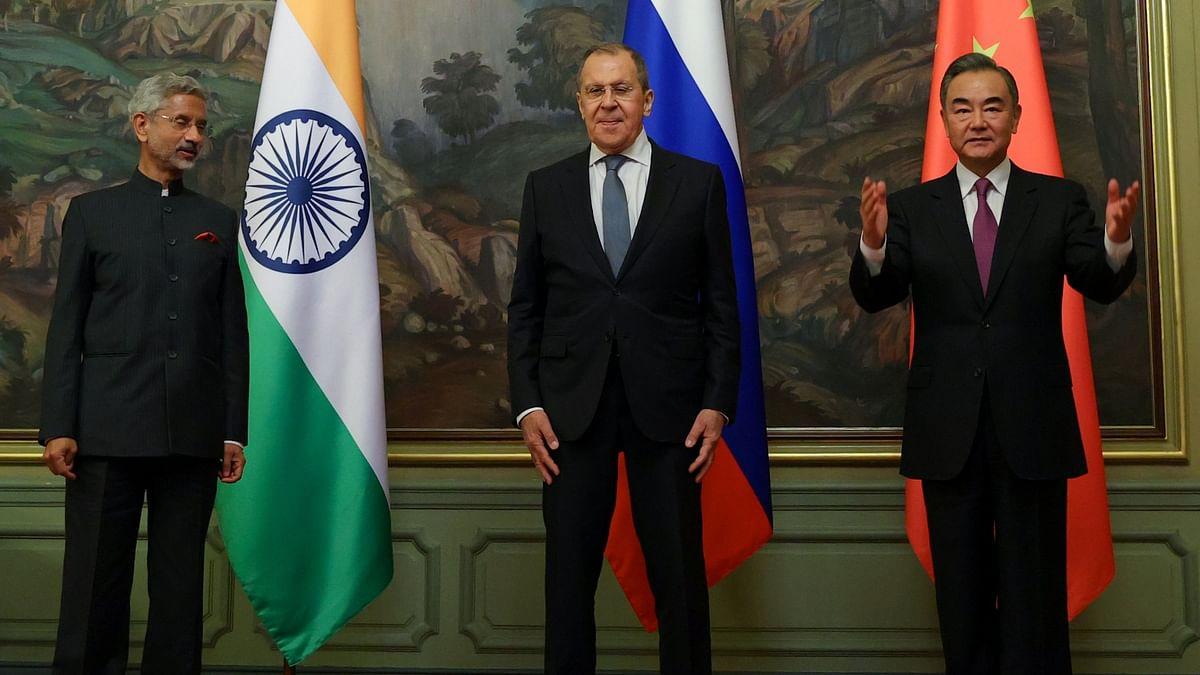 ہندوستان اور چین کے مابین سرحدی کشیدگی کم کرنے پر اتفاق، 5 نکاتی فارمولہ طے