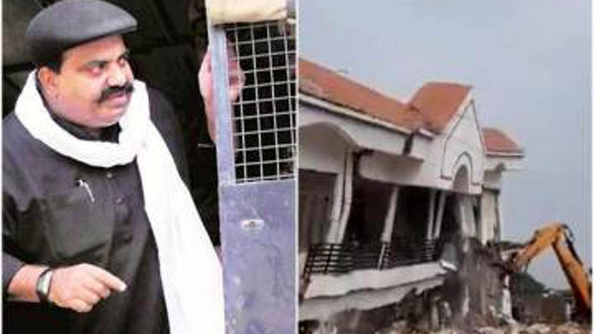 'عتیق احمد کے مکان کو تعصب کی بنیاد پرمنہدم کیا گیا'