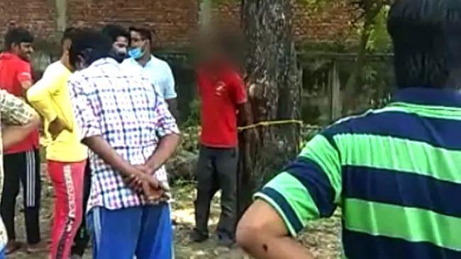 بریلی: چوری کے شک میں موب لنچنگ، باسط نامی نوجوان کا کیا پیٹ پیٹ کر قتل