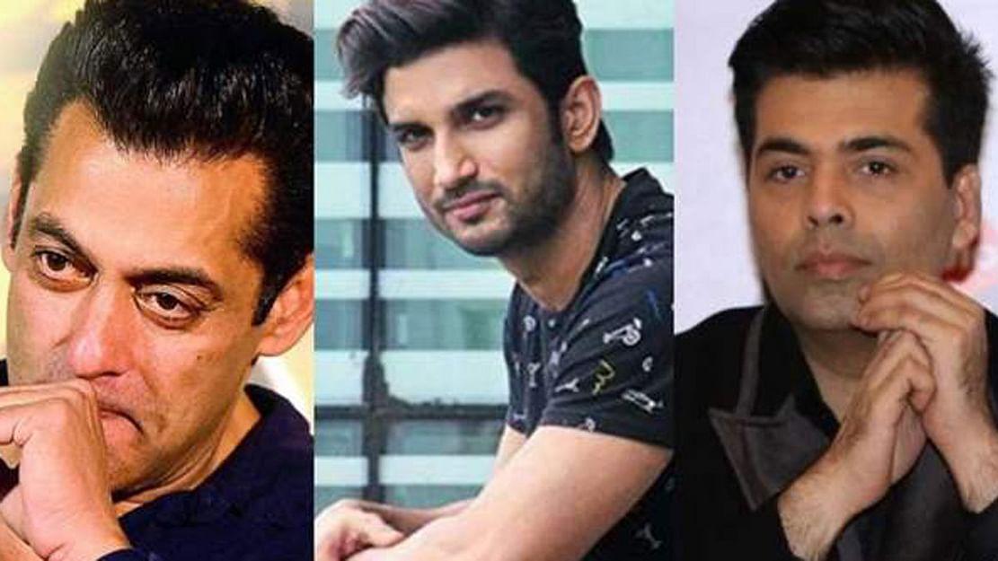 سوشانت سنگھ کیس: سلمان خان اور کرن جوہر سمیت 8 فلمی ہستیوں کو عدالت میں پیشی کا حکم
