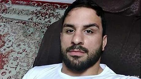 نہیں سنی اپیلیں، ایرانی پہلوان کو پھانسی دے دی گئی