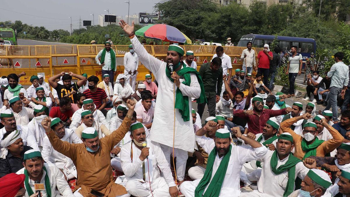 سیاہ قوانین کے خلاف جاری کسان تحریک کو شاہین باغ مظاہرہ سے وابستہ خواتین کی حمایت