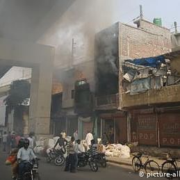 دہلی فسادات / تصویر بشکریہ ڈی ڈبلیو