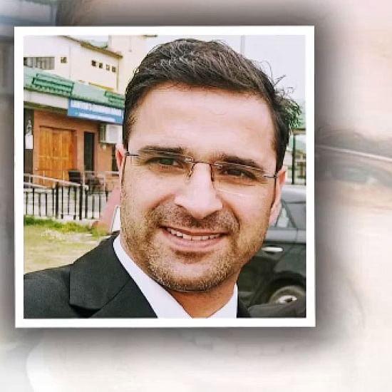 بابر قادری، تصویر سوشل میڈیا