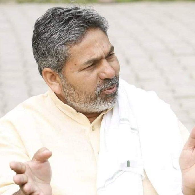 بھارتیہ کسان یونین کے سربراہ راکیش ٹکیت