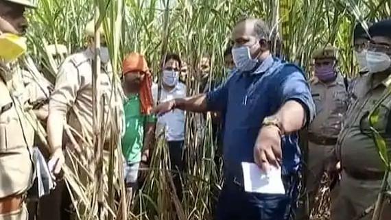 یوگی کا 'جرائم پردیش': لکھیم پور کھیری میں 3 سالہ معصوم کا عصمت دری کے بعد قتل، 20 دن میں تیسری واردات