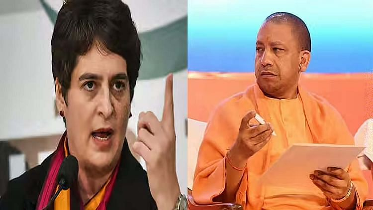 ملازمتوں میں یوگی حکومت کا 'غیر مستقل نظام' نوجوانوں کی 'تکلیف' بڑھائے گا: پرینکا گاندھی