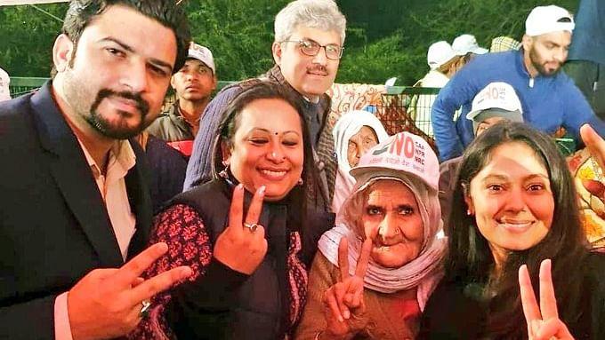 شاہین باغ کی 'دادی' کو 'ٹائم میگزین' نے دنیا کے 100 بااثر لوگوں کی فہرست میں شامل کیا