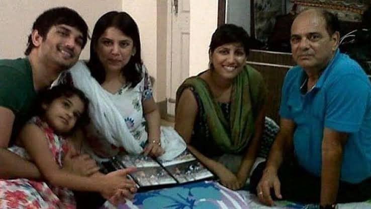 ریا چکرورتی کی گرفتاری سے سوشانت کی بہن کو ملا 'دلی سکون'